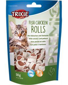 Trixie Premio Rolnice Riba/Piletina 50g