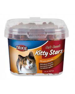 Trixie Poslastice Kitty Stars Losos i Jagnjetina 140g