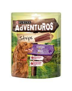 Adventuros Strips Divlji Jelen 90g