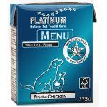 Platinum Menu Fish + Chicken 375g