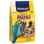 Vitakraft Menu Hrana Za Velike Papagaje Sa Medom 1kg