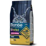 Monge Cat BWild Adult Zečetina 1,5kg