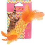 580712 Zolux Igračka Za Mačke Savitljiv Bombona Oblik Više Vrsta