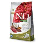 N&D Quinoa Skin&Coat Duck&Coconut 2,5kg