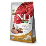 N&D Quinoa Skin&Coat Quail&Coconut 2,5kg
