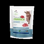 Trainer Natural Cat Exigent Adult Govedina 300g