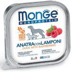 Monge Monoprotein Pačetina i Maline 150g
