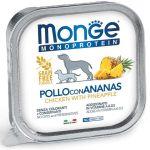 Monge Monoprotein Piletina i Ananas 150g