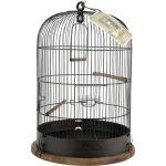 104860 Zolux Retro Kavez Za Ptice Lisette Diam35
